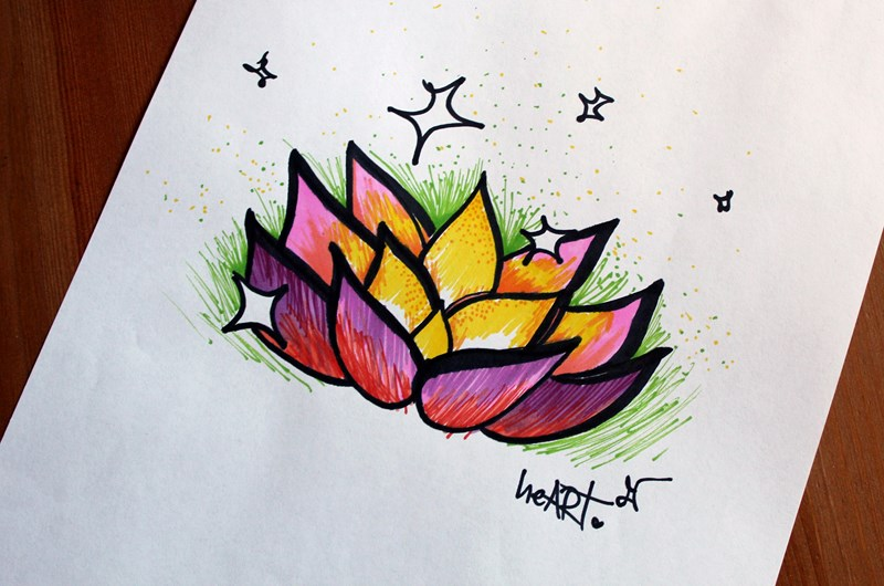 heART new lotus